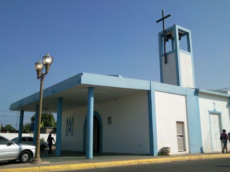 Santuario Virgen del Rosario del Paraute, Las Morochas, Lagunillas, Zulia.