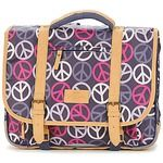 Cartelle Tann's GLOBETROTTER PEACE & LOVE CARTABLE 38 CM