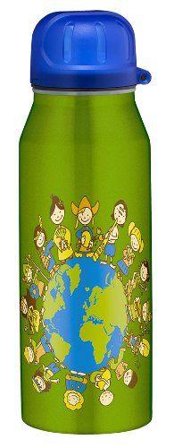 alfi 5337.678.035 Isolier-Trinkflasche isoBottle, 0,35 L, edelstahl, One World - http://geschirrkaufen.online/alfi/one-world-alfi-5337-696-050-isolier-trinkflasche-0