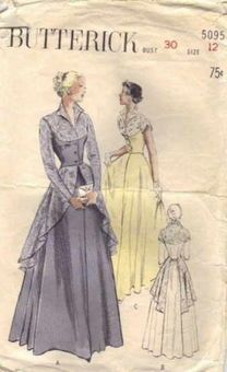 Butterick 5095 - Vintage Sewing Patterns - Wikia