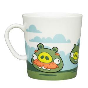 Arabia - Angry Birds muki 0,4l - Kuningas Possu