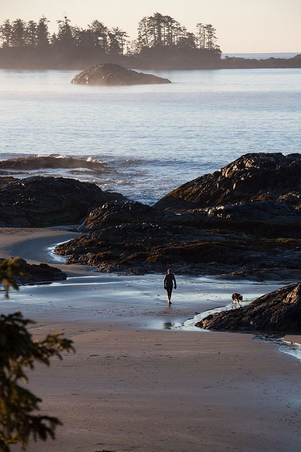 The West Coast of Vancouver Island (Canada) is remote, yet accessible, and of course unspoiled. From extreme to extremely laid back, there are activities here for everyone and every season: wildlife excursions, fishing, kayaking, paddle boarding and surfing.