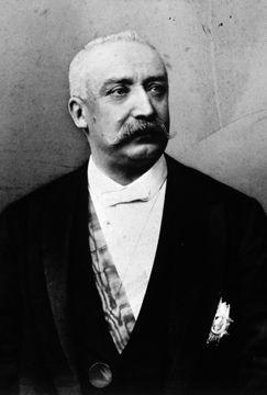 Felix FAURE (1841-1899) - Présidence de la République de 1895 à 1899 décédé dans les bras de sa maîtresse