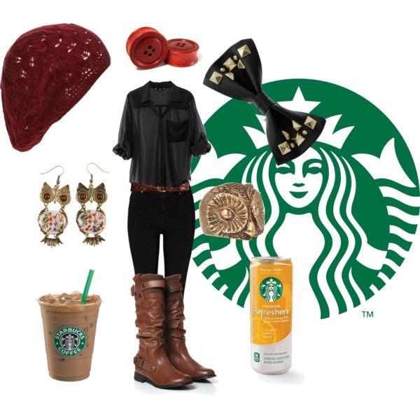 starbucks dress code