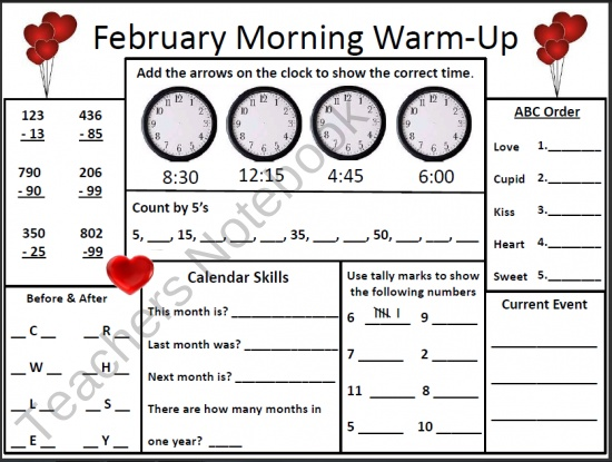 Classroom Warm Up Ideas : Best homeschool morning board images on pinterest