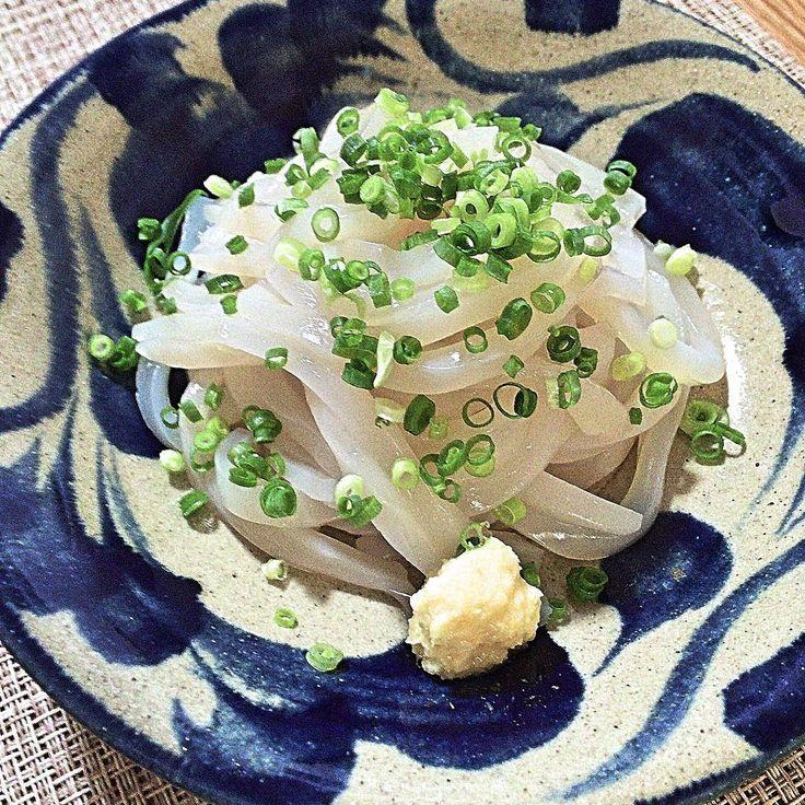 イカそうめんのおすすめレシピ3選☆ - イカそうめんを食べつくす。おつまみにダイエットに、リメイクも! (2ページ目)|CAFY [カフィ]
