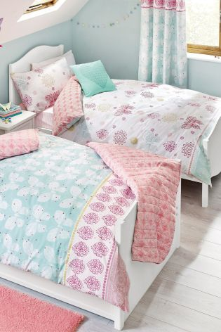 Do you have twins? This is the perfect bedding for them!