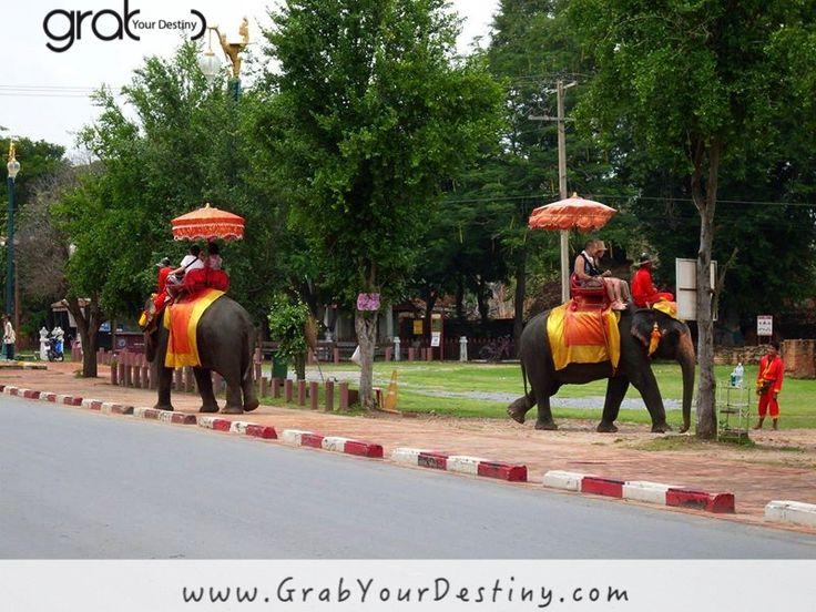 Historic City of Ayutthaya - Phra Nakhon Si Ayutthaya #Thailand #GrabYourDestiny #JasonAndMichelleRanaldi  #ExploringTemples #Travel www.GrabYourDestiny.com