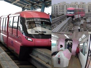 first time in India, Mumbai is the 1st Indian city where the mono rail service introduced, we hope this project will reach wider in other cities too