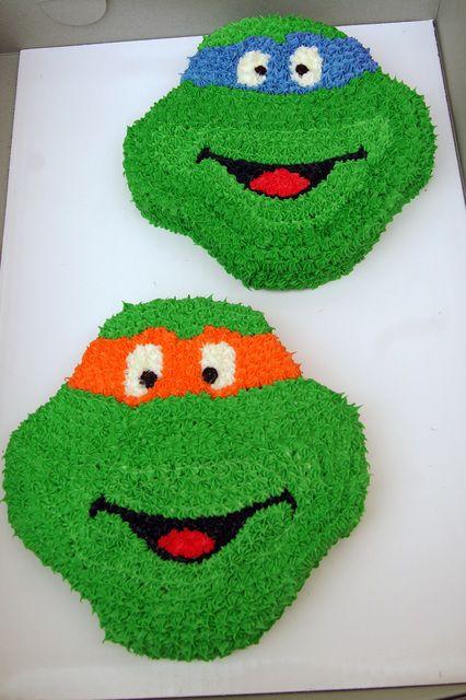 Teenage Mutant Ninja Turtles Birthday Party Ideas | Photo 23 of 50