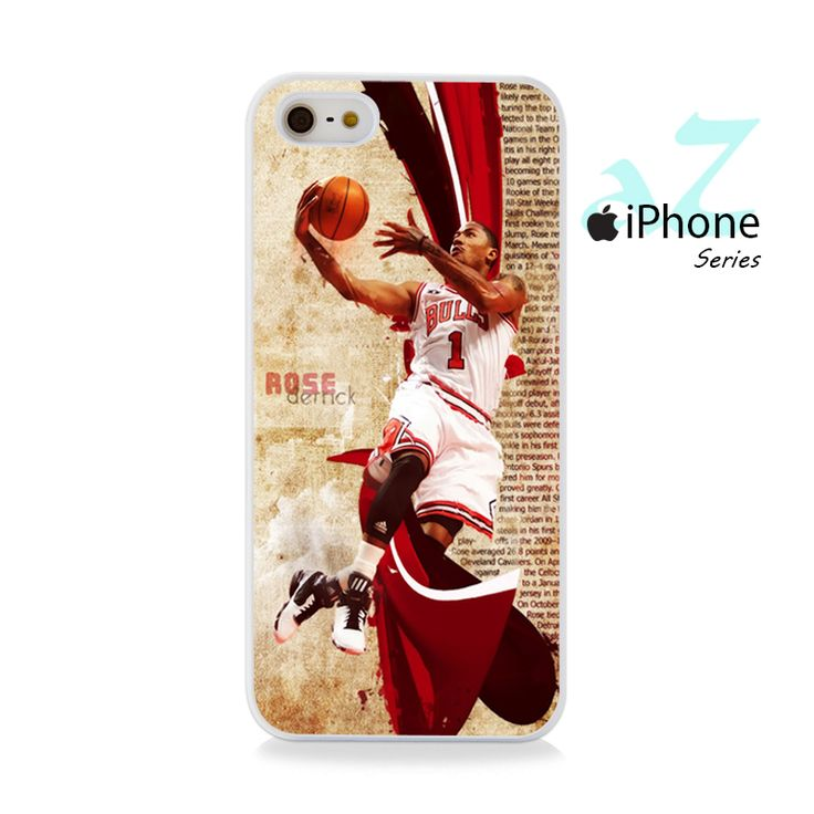 Rose Dernck Basketball Phone Case | Apple iPhone 4/4s 5/5s 5c 6 6 Plus Samsung Galaxy S3 S4 S5 S6 S6 Edge Samsung Galaxy Note 3 4 5 Hard Case
