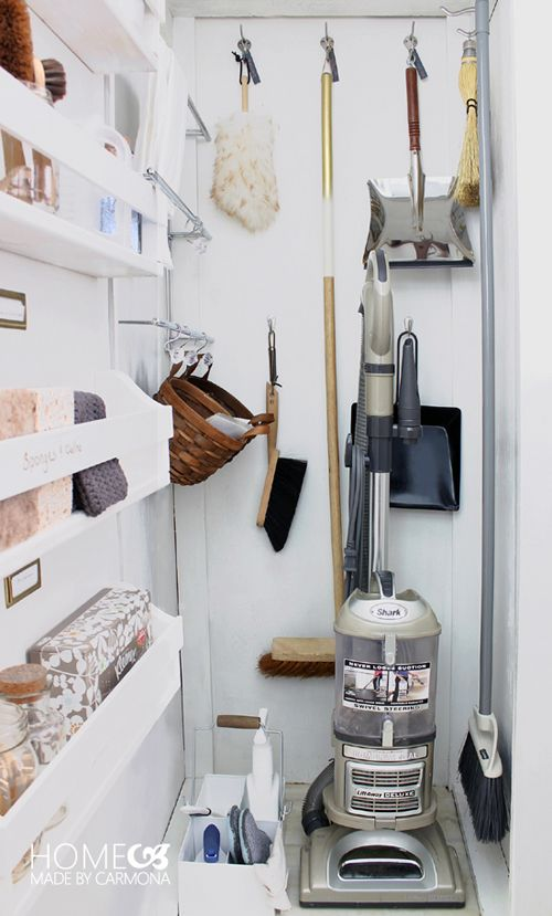 25 Best Ideas About Cleaning Closet On Pinterest Broom