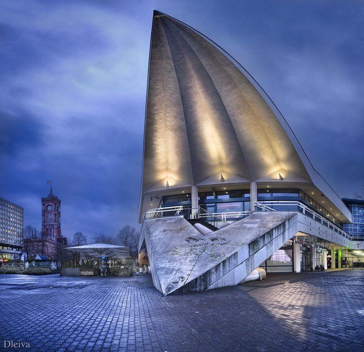 Alexanderplatz (Berlin) by Domingo Leiva on 500px