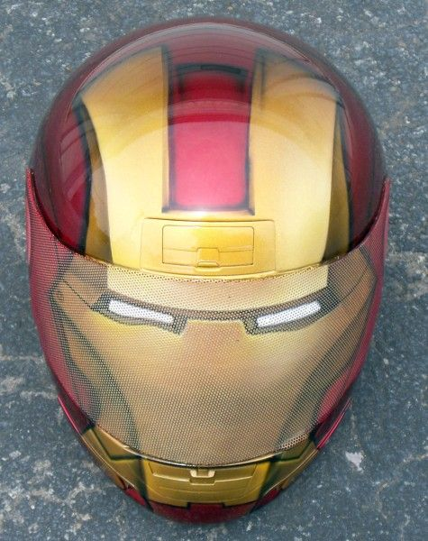 IRON MAN 2 HELMET - Take a look at the best of IRON MAN 2 photos http://www.wildsoundmovies.com/iron_man_movies.html