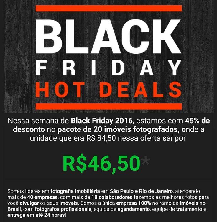 Black Friday chegou!! Durante toda essa semana para os novos contratos de 20 imóveis teremos esse preço especial! Quer saber mais? http://ift.tt/1QHQcTJ #dicastanha #saopaulo #imovelaltopadrao #imovel #mercadoimobiliario #altopadrao #canon #brazil #blackfriday