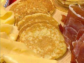 Panqueques americanos de maíz | Choly Berreteaga
