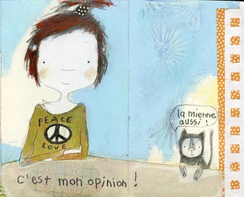 Un poema pacifista per a totes les edats.