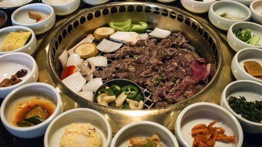 Koreansk mat - Koreanske spesialiteter - KILROY