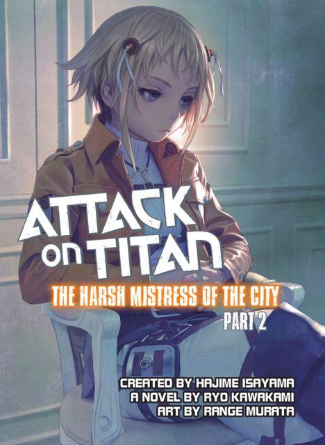 Cover by Range Murata