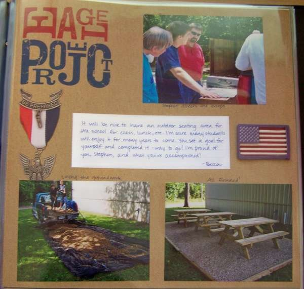 """boy scout eagle project 2015-5-30 17 eagle scout service project fundraising application before completing this application, it is important to read the """"procedures and limitations on eagle scout."""