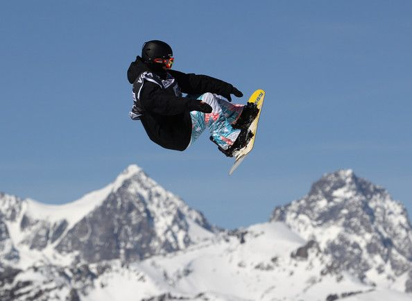 Ian Hart Pictures - 2011 Sprint US Snowboarding Grand Prix - Day 2 ...