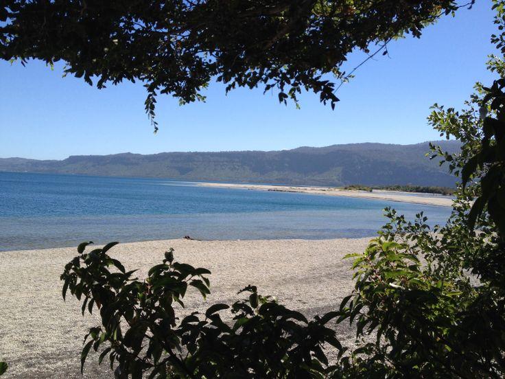 Lago Puyehue, Chile.