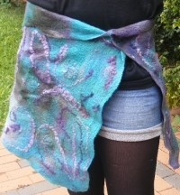 http://www.gecoz.com.au/products-page/adult-clothing-y-r/blue-and-purple-felt-spiral-design-skirt/ $40