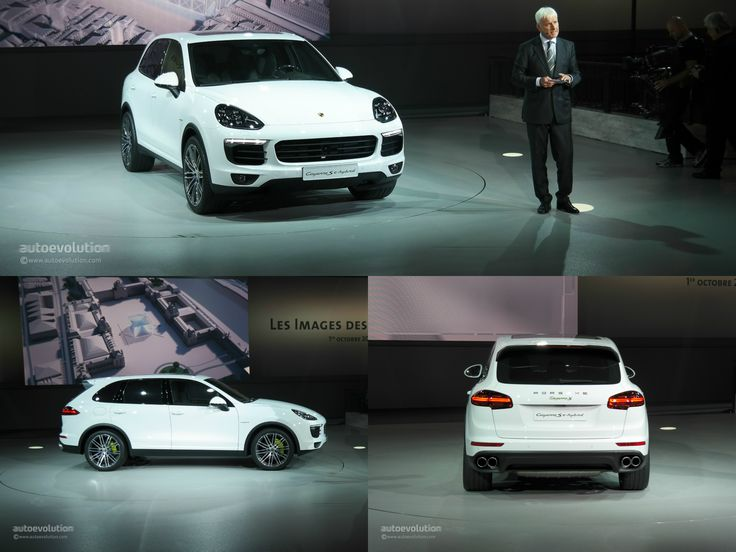 Porsche Cayenne Facelift (2015): New Look and Engines for Premium SUV [Live Photos]  http://www.autoevolution.com/news/porsche-cayenne-facelift-2015-new-look-and-engines-for-premium-suv-live-photos-87238.html