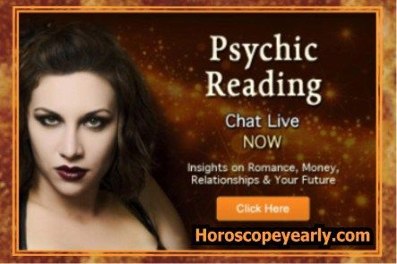Psychic Reading Chat Live Now -  Ask a Psychic a FREE QUESTION  A group of gifted Psychics will personally answer every question. Please select a category and receive advice from a real psychic.  Get a FREE Phone Reading from a Live, Powerful Psychic! Click here to begin your journey... Learn More: http://www.horoscopeyearly.com/free-astrology-is-easy/