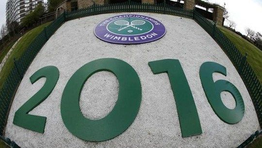 Wimbledon 2016, TV Schedule Live Streaming Match On Monday