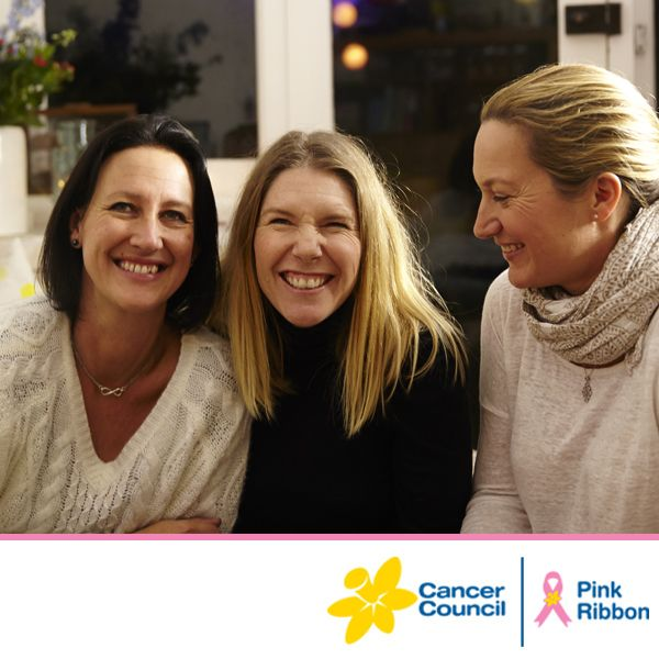 Have you organised your Girls' Night In yet? Check out our website for some great tips! www.pinkribbon.com.au