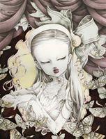 Beautiful work by Kozue Kuroki heart emoticon<3