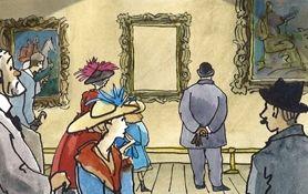 Le Louvre raconté aux enfants (plein d'anecdotes au format Flash sur des objets du Louvre)