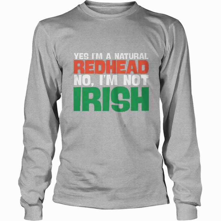 Yes I'm A Natural #Redhead No I'm Not Irish T-Shirt, Order HERE ==> https://www.sunfrog.com/Holidays/114075860-433623412.html?49095, Please tag & share with your friends who would love it, #redhead hottest, ginger cookies, ginger water #turtle, #products, #quotes  redheads lingerie, redheads bikini, redheads hottest, redheads teen   #redhead #architecture #ginger #art #cars #motorcycles #celebrities #DIY #crafts #design #education
