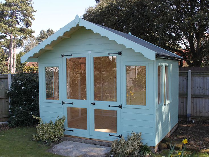 Summerhouses | Philip Hall Timber Products Limited