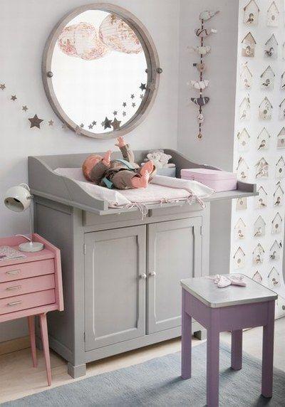 Les 25 meilleures id es concernant commode de table for Amenager la chambre de bebe