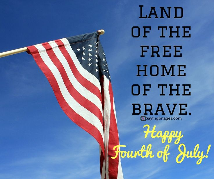 4th of july quotes british