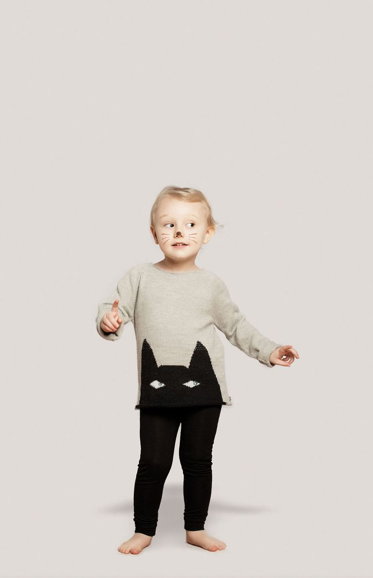 Trop mignon ! #memobaby Tenue de chat. Oeuf NYC, la collection Imaginarium.
