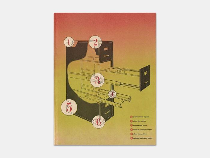 Display | Kardex Italiano Catalog 2 Muratore | Collection  Kardex Italiano 1940, Remo Muratore, Studio Boggeri