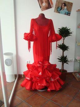 Cómo hacer un traje de flamenca: Guía explicativa paso a paso