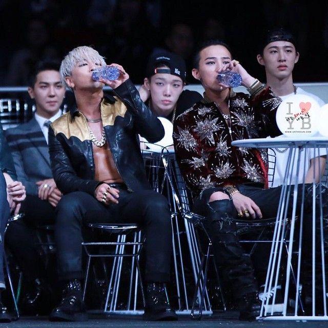 GD and Taeyang | 2014 Mnet Asian Music Awarda