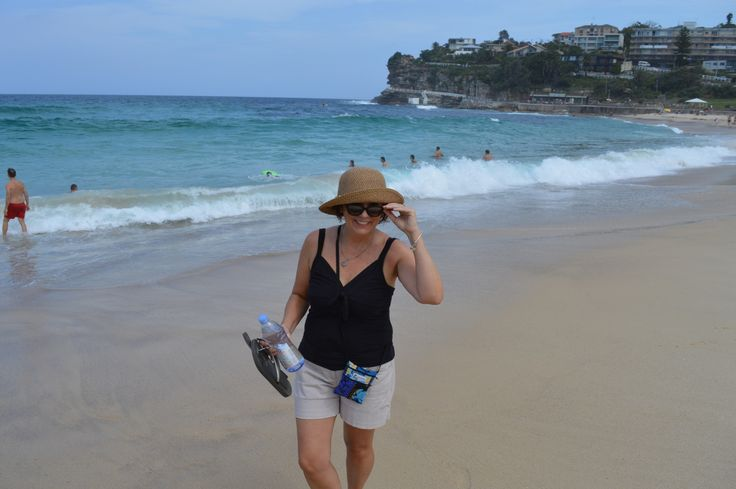 Tamarama Beach...... The best hike is from Bondi to this fab Beach. My old stomping ground.