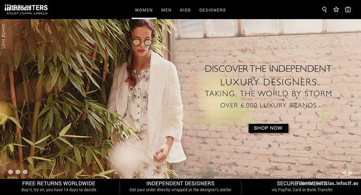 Hiphunters, la start up dedicada a la venta de moda de lujo online que continúa cosechando éxitos