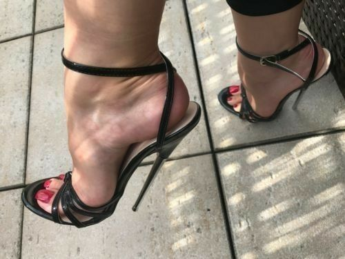 Stilettoheelsstockings