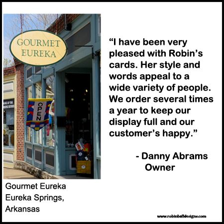 Gourmet Eureka, Eureka Springs, Arkansas. A unique gift store with goodies to give and eat!