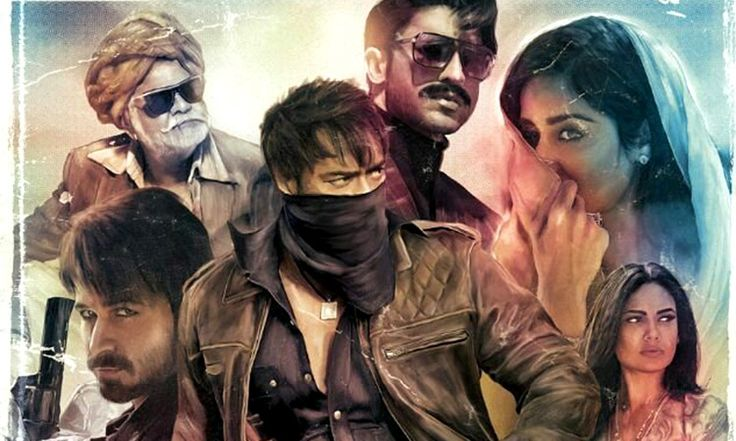 Watch Baadshaho  Bollywood Movie Online (2017)