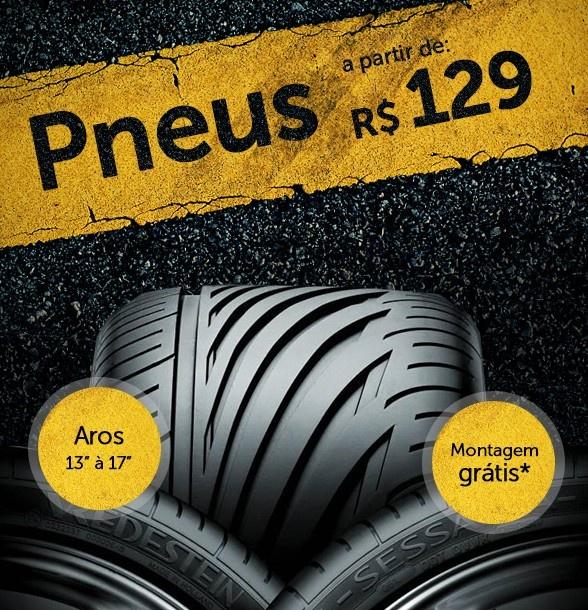 Marcas como Aderenza, Permanent, Rotalla e Wap, e aros de rodas 13, 14, 15, 16 e 17.