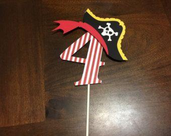 Ähnliche Artikel wie Pirate Party Cupcake Topper   Piraten-Geburtstag Party Cupcake Topper   Piraten zum ausdrucken   Jungen 1. Geburtstag   Amandas Parteien zu gehen auf Etsy