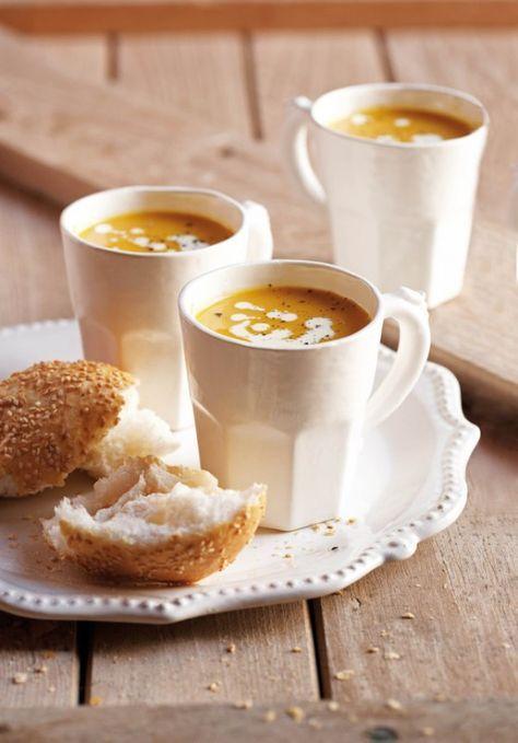 Butternut soup - Sarie Kos