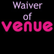 A Contractual Waiver of the Right to Challenge Venue is Enforceable -